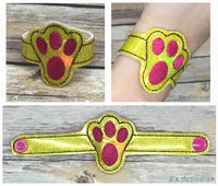 Flashing Bunny Paw Bracelet