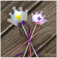 Flashing Crown Wands