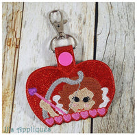 Snap On Cupid Key Fob