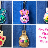 Bag Tags & Zipper Pulls