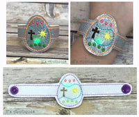 Flashing Easter Egg Bracelet