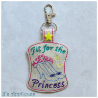 Snap On Fit for the Princess Key Fob