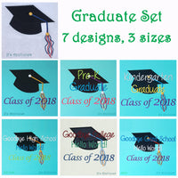 Graduation Celebration Set of 7
