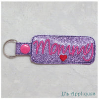 Snap On Mommy Key Fob