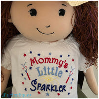 Mommy's Little Sparkler