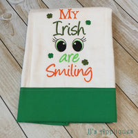 My Irish Eyes