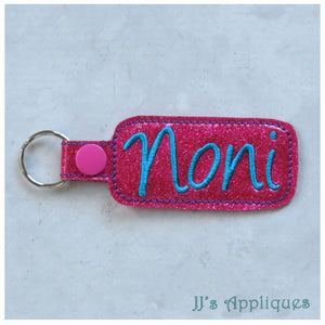Snap On Noni Key Fob