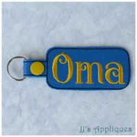Snap On Oma Key Fob