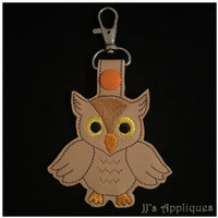 Snap On Owl Key Fob