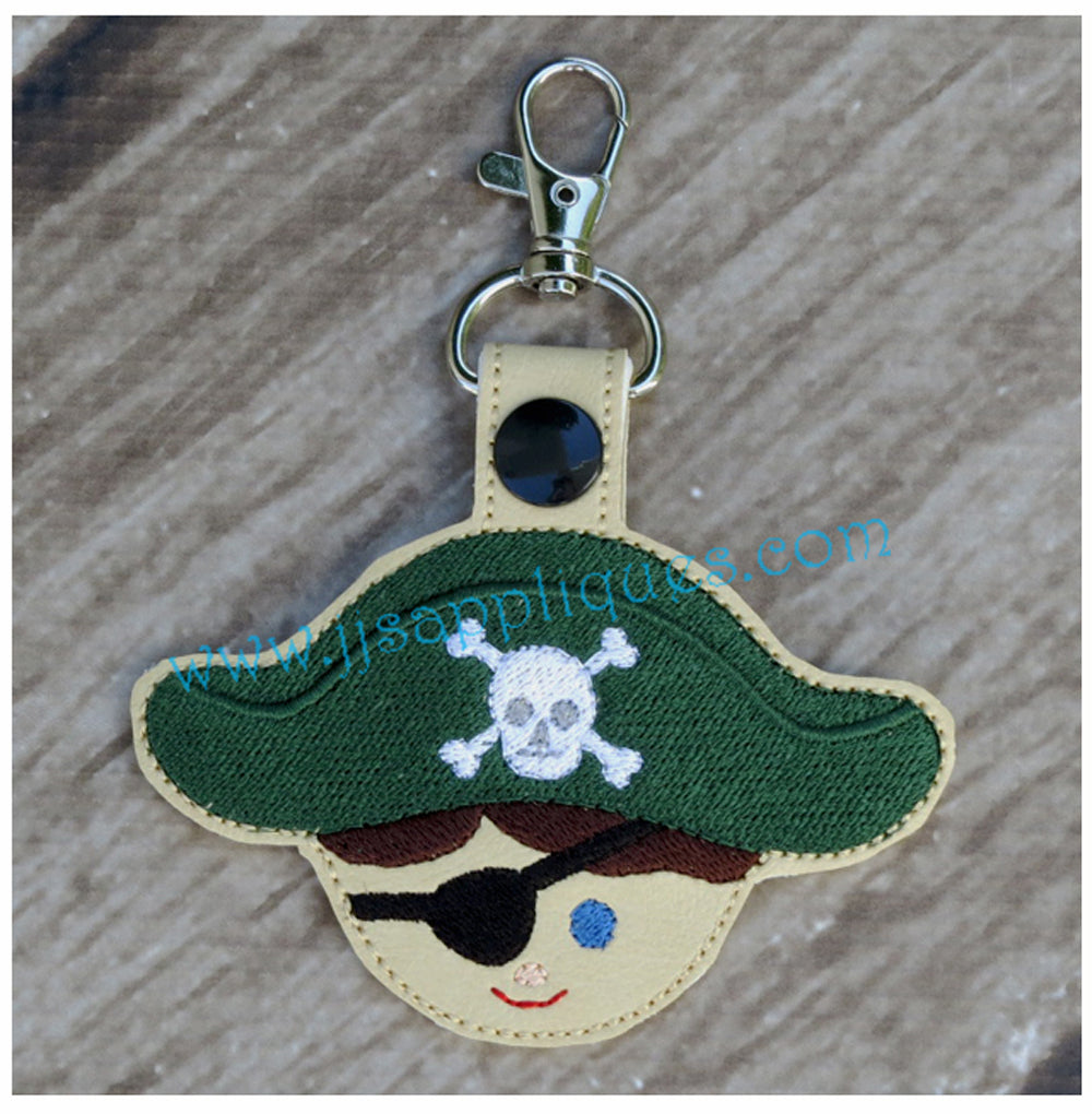 Snap On Pirate 2 Key Fob