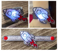 Flashing Rocket Bracelet
