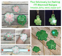 Flashing Shamrock Love Set