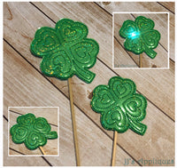 Flashing Shamrock Love Wand