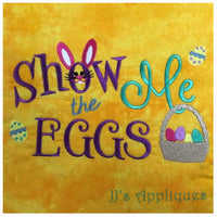 Show Me the Eggs