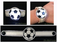 Flashing Soccer Ball Bracelet