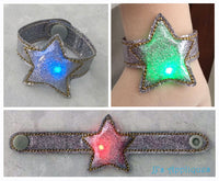 Flashing Star Bracelet
