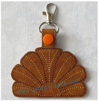 Snap On Turkey Butt Key Fob