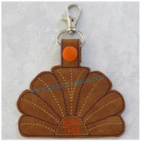 Snap On Turkey Butt Kiss This Key Fob
