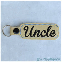 Snap On Uncle Key Fob
