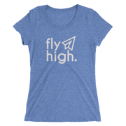 Women's Tee - Fly High