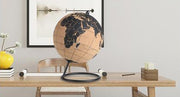 Cork World Globe with Pins