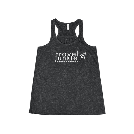 Women's Tank - Travel Junkie