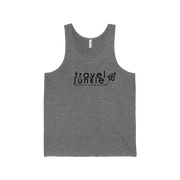 Unisex Tank - Travel Junkie