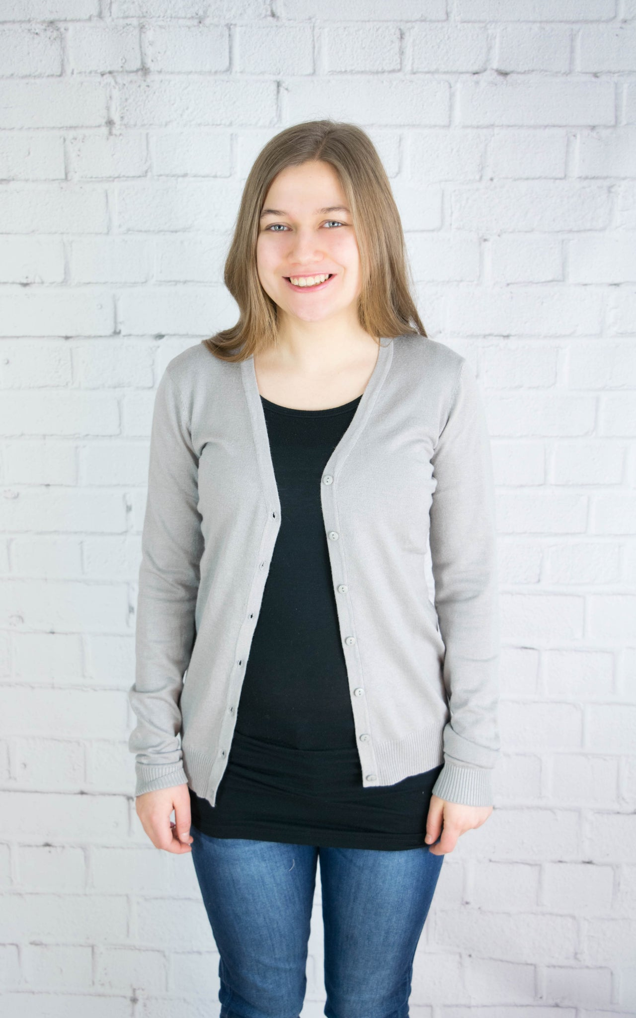 Comfy, professional, and versatile cardigan