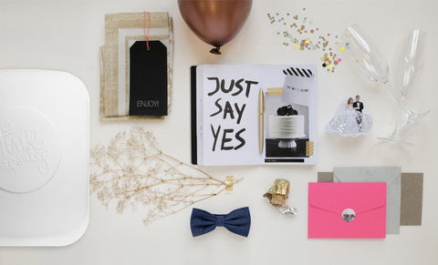 how to make a wedding time capsule