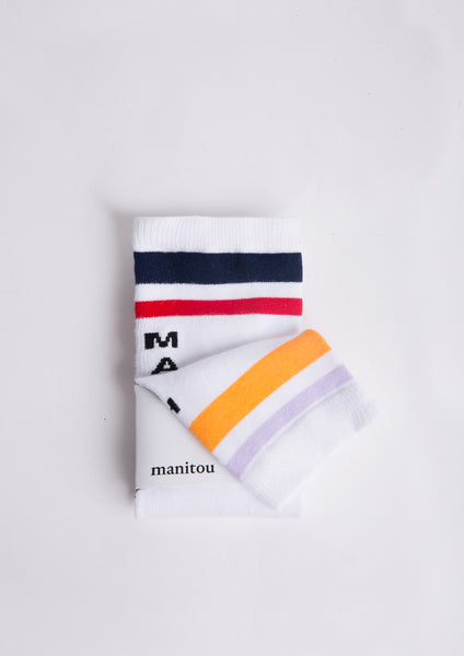 MAKIN' HISTORY tube socks