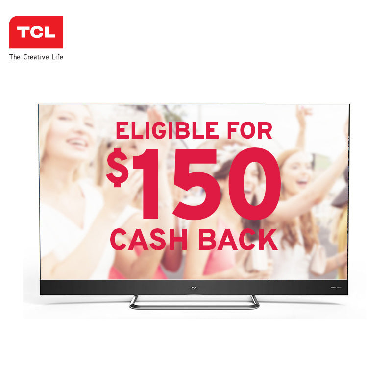 TCL TV Cashback Offer