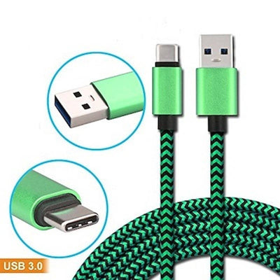 USB Type C Braided Cable