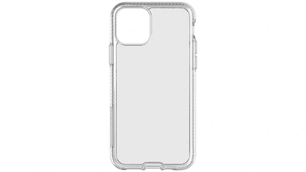Tech21 Clear Case for iPhone 11, 11 Pro, 11 Pro Max
