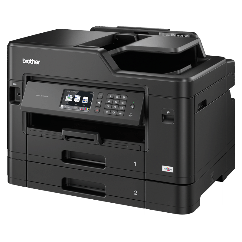 brother mfc-j5730dw multi-function inkjet printer