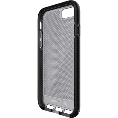 Tech21 Evo Check Case - iPhone 7, iPhone 8 - Black