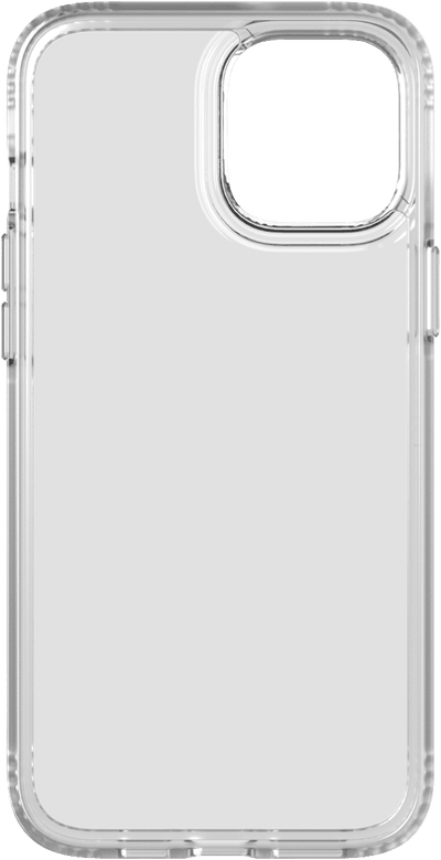 "Tech21 Evo Clear Case for iPhone 12 - 5.4"", 6.1"""
