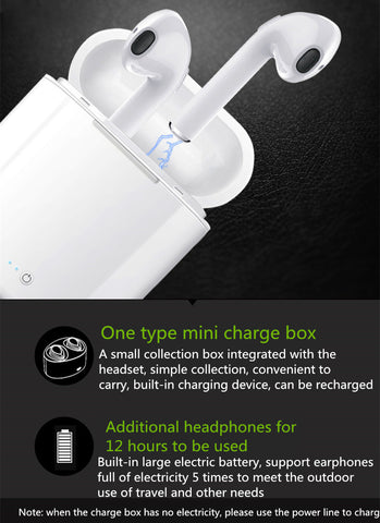 AirPods wireless bluetooth earphone