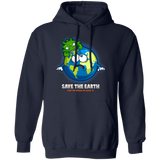 SAVE THE EARTH Pullover Hoodie