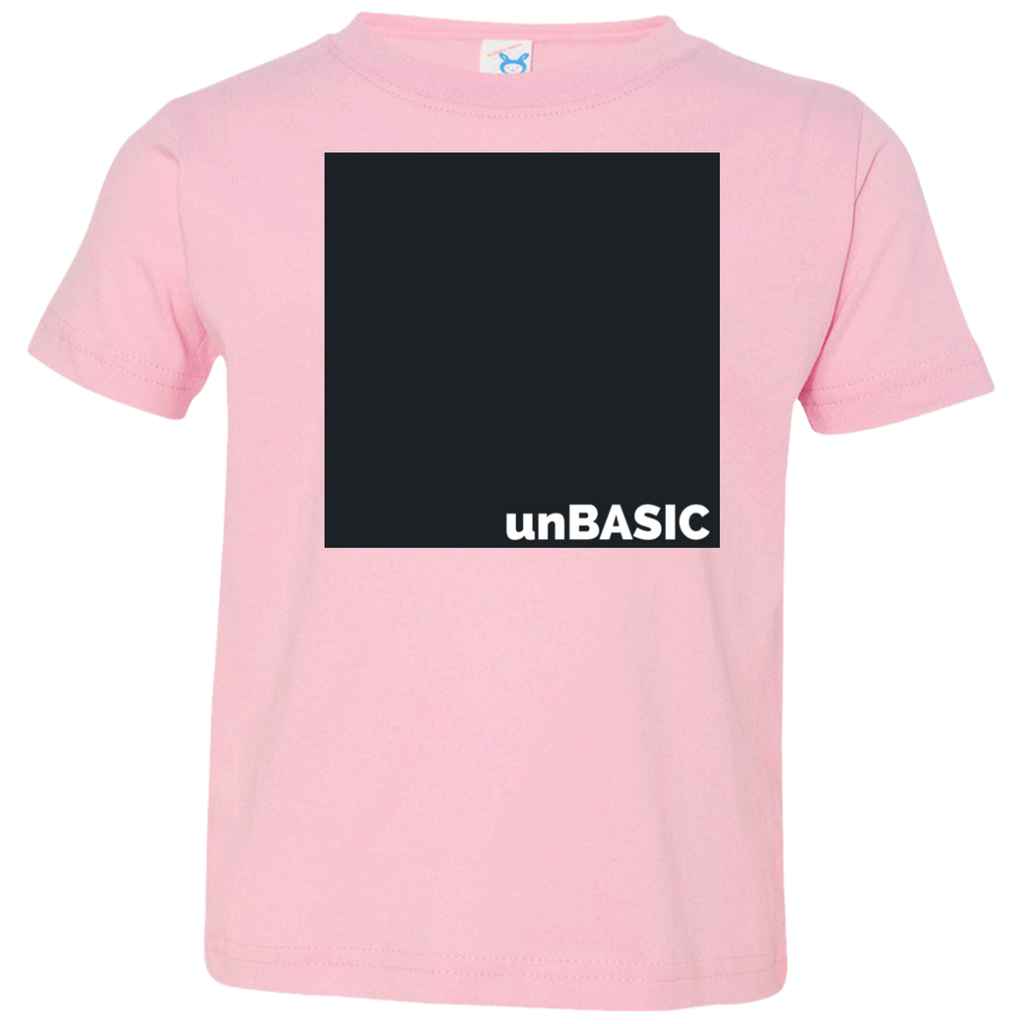 unBASIC Block Toddler Jersey T-Shirt