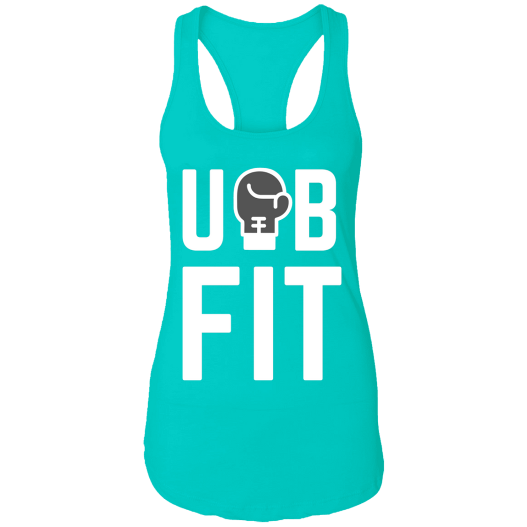 UB unBASIC Fit Ladies Racerback Tank