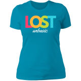 LOST unBASIC Boyfriend T-Shirt