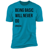 Being Basic Short Sleeve T-Shirt