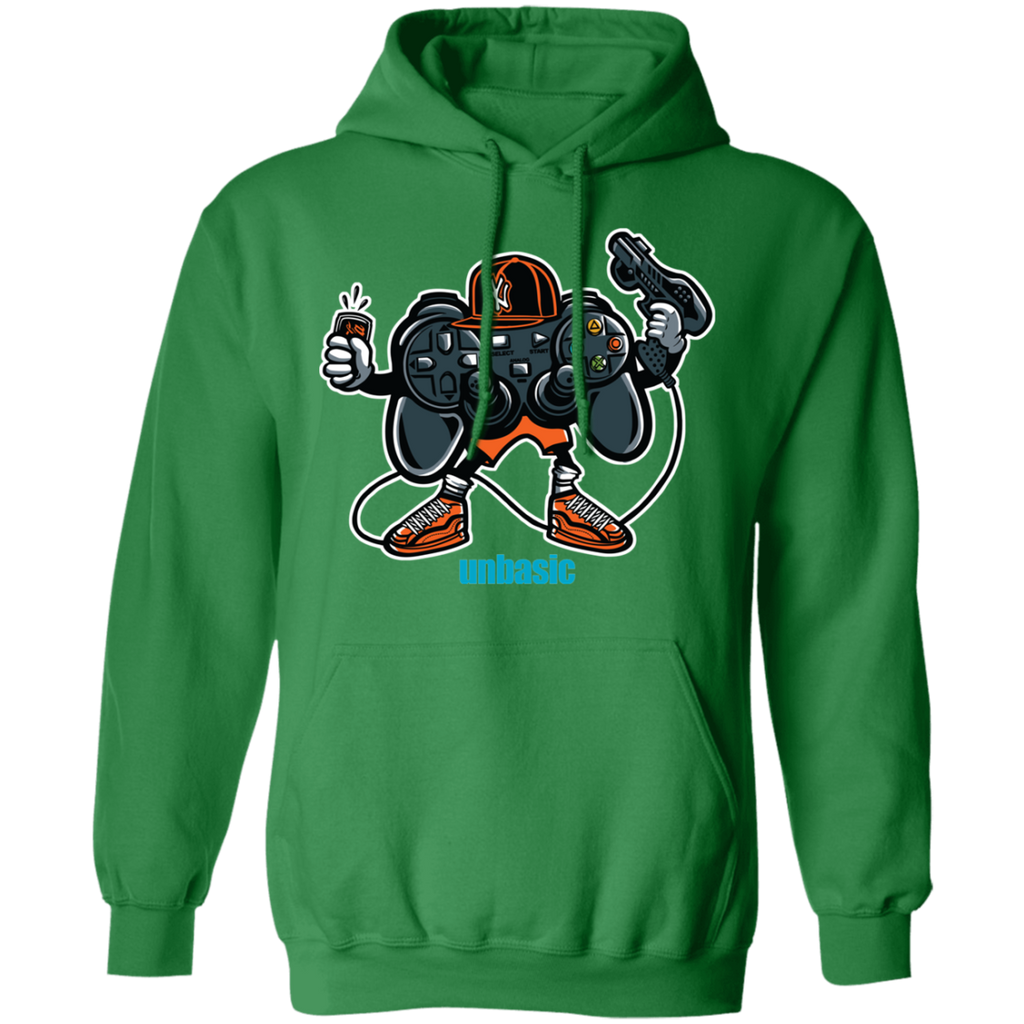 Let's Play 2 Pullover Hoodie