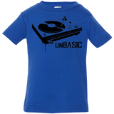 unBASIC DJ Infant Jersey T-Shirt