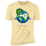 SAVE THE EARTH Short Sleeve T-Shirt