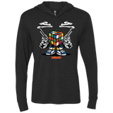 Rubix Killer Triblend LS Hooded T-Shirt