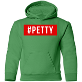 #PETTY Youth Pullover Hoodie