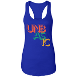 UBASIC Steps Ladies Racerback Tank