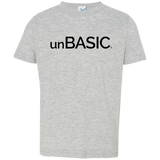unBASIC Toddler Jersey T-Shirt
