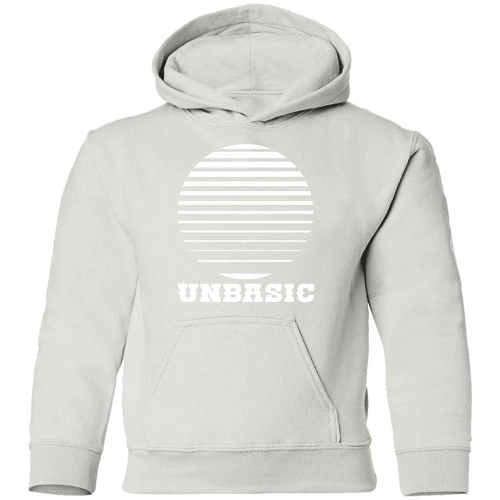 SunsetUnbasic copy Youth Pullover Hoodie